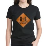 ISS / Work Women's Dark T-Shirt