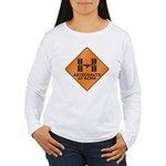 ISS / Work Women's Long Sleeve T-Shirt