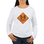 ISS / Work Women's Long Sleeve T-Shirt