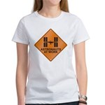 ISS / Work Women's T-Shirt