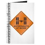 ISS / Work Journal