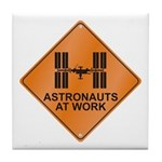ISS / Work Tile Coaster