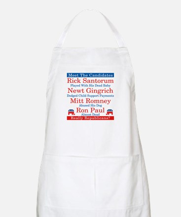 The Republican Candidates Are a Joke Apron