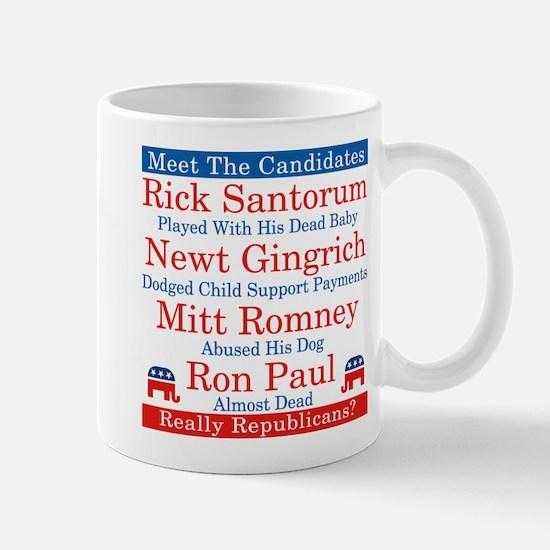 The Republican Candidates Are a Joke Mug