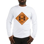 ISS / Science Zone Long Sleeve T-Shirt