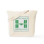 Visiting Vehicle Tote Bag