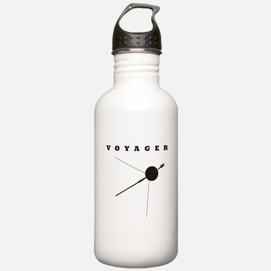 Voyager Space Probe Water Bottle