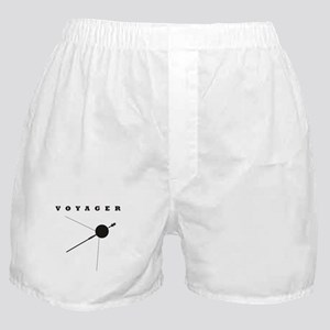 Voyager Space Probe Boxer Shorts