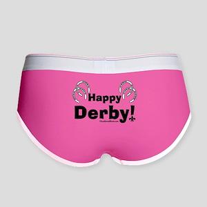 Happy Derby Women's Boy Brief