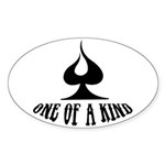 New Section Sticker (Oval 10 pk)
