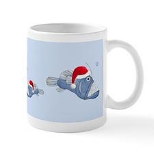 Christmas - Piranha Mug