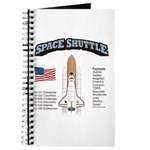 Space Shuttle History Journal