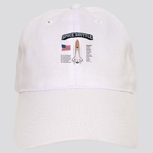 Space Shuttle History Cap