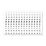 "Harvey Balls Magnets 20"" x 12"" sheet"