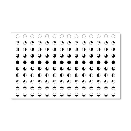 "Harvey Balls Magnets 20"" x 12"" sheet"