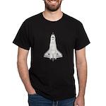 Shuttle Atlantis Dark T-Shirt