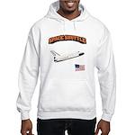 Shuttle Orbiter Hooded Sweatshirt