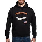 Shuttle Orbiter Hoodie (dark)