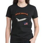 Shuttle Orbiter Women's Dark T-Shirt