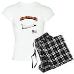 Shuttle Orbiter Women's Light Pajamas