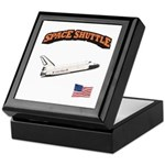 Shuttle Orbiter Keepsake Box