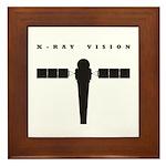 X-Ray Observatory Framed Tile
