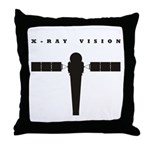 X-Ray Observatory Throw Pillow