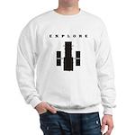 Space Telescope Sweatshirt