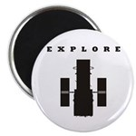 Space Telescope Magnet