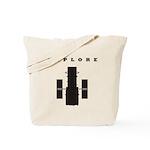 Space Telescope Tote Bag