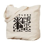 Space Telescopes Tote Bag