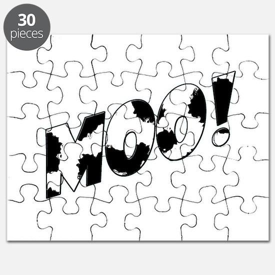 Moo! Puzzle