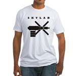 Skylab Silhouette Fitted T-Shirt