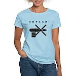 Skylab Silhouette Women's Light T-Shirt