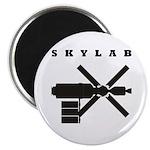 Skylab Silhouette Magnet