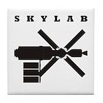 Skylab Silhouette Tile Coaster