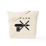 Skylab Silhouette Tote Bag