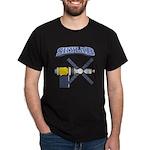 Skylab Space Station Dark T-Shirt