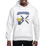 Skylab Space Station Hooded Sweatshirt