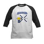 Skylab Space Station Kids Baseball Jersey