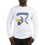 Skylab Space Station Long Sleeve T-Shirt