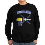 Skylab Space Station Sweatshirt (dark)