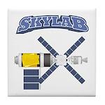 Skylab Space Station Tile Coaster