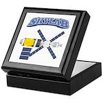 Skylab Space Station Keepsake Box