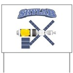 Skylab Space Station Yard Sign