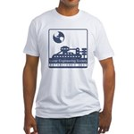 Lunar Engineering Fitted T-Shirt
