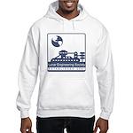 Lunar Engineering Hooded Sweatshirt