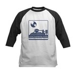 Lunar Engineering Kids Baseball Jersey
