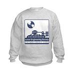 Lunar Engineering Kids Sweatshirt