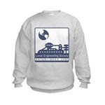 Lunar Engineering Kids Sweatshirt